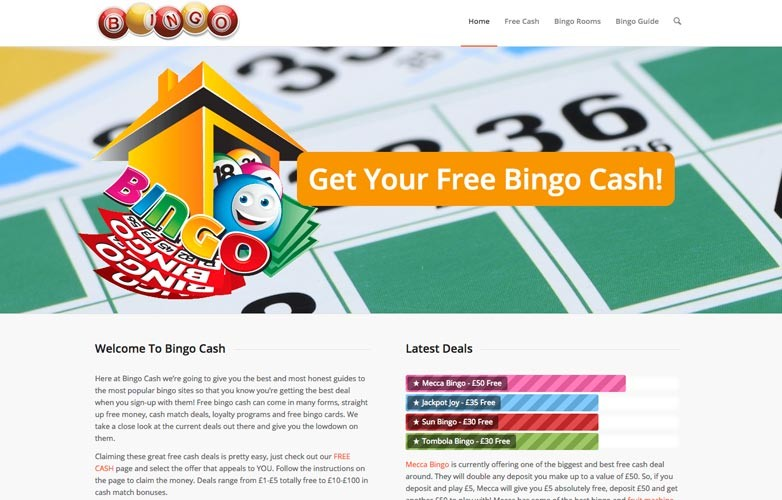 Bingo Cash