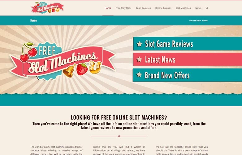 Slot Machine Blog