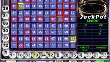 Keno Casino Game